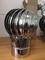Турбодефлектор ТД-250 из нержавеющей стали