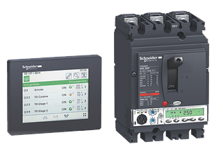 Автоматические выключатели Compact NB/NS/NSX (Schneider Electric)