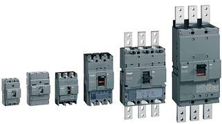 Автоматические выключатели трехполюсные под винт