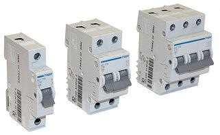 Автоматические выключатели трехполюсные