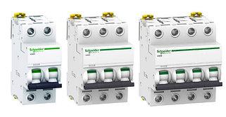 Автоматические выключатели серии C60N, C120N, C120H (Schneider Electric)