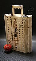 Коробка под вино №5, Алматы. Подарочная коробка, пенал для вина, фото 1