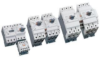 Автоматы для запуска, защиты двигателей (ABB, Legrand)