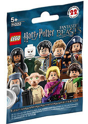 71022 Lego Минифигурка Гарри Поттер и Фантастические твари