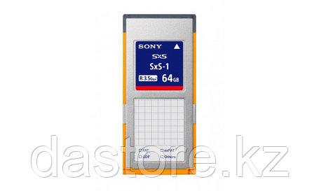 Sony SBS-64G1A флеш карта SBS (SXS) на 64 гб., фото 2