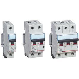 Автоматические выключатели серий TX«3», DX«3» с характеристикой B (Legrand)