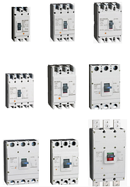 Автоматические выключатели серий NM1, NM8 (CHINT)