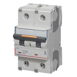 Автоматические выключатели серии DX«3» с характеристикой D (Legrand)
