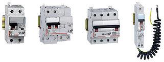 Устройства защитного отключения серий TX«3», DX«3» (Legrand)