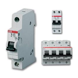 Автоматические выключатели S200 с характеристикой С (АВВ)