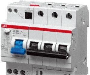 Дифференциальные автоматы DS200 тип АС, А (АВВ)