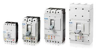 Автоматические выключатели LZM, BZM (Eaton/Moeller)