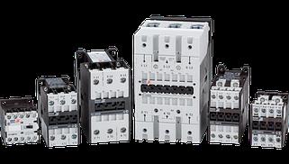 Автоматические выключатели для запуска, защиты двигателей (Eaton/Moeller, CHINT, Siemens)