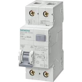 Автоматические выключатели, УЗО, дифф.автоматы (Siemens)