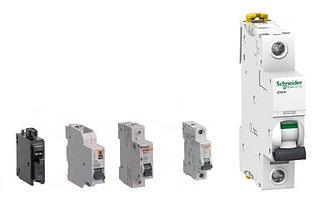 Автоматические выключатели серии iC60N (Schneider Electric)
