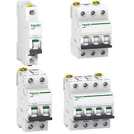 Автоматические выключатели серии iK60N (Schneider Electric)