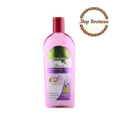 Чесночное масло для волос Hemani Fleur's, фото 2
