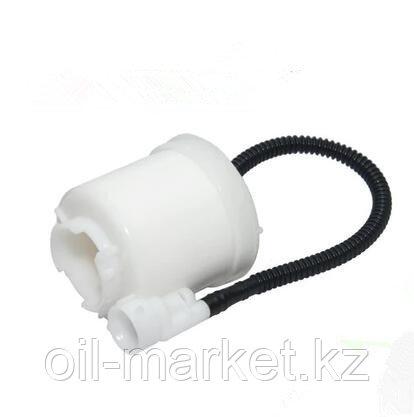 Топливный фильтр TOYOTA Camry 50 / HARRIER 2ARFXE 13-/ LEXUS NX300H 14-/ RAV4 3ZR,2AR 12- отв. под насос сбоку