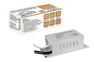 Светодиодные модули, драйверы. Трансформаторы для галогенных ламп. Блоки защиты ламп