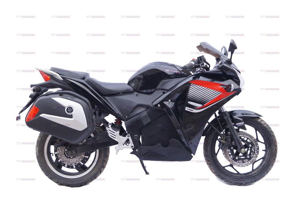 Электромотоцикл GT-3000W с разгоном до 100 км/ч