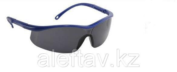 Защитные высокопрочные очки затемнённые Nautilus, фото 2