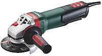 Угловая шлифмашина Metabo WEPBA 17-125 Quick, 1700вт, торм, автоб, неф.выкл
