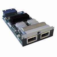Juniper EX 4200 and EX 3200 2-Port 10G аксессуар для сетевого оборудования (EX-UM-2XFP)