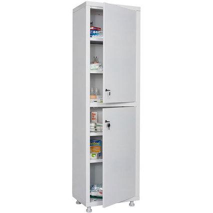Медицинский шкаф МД 1 1650/SS