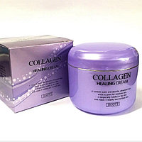 JIGOTT Collagen - Питательный крем для лица с Коллагеном