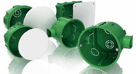 Коробки распределительные Schneider Electric