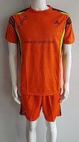 Форма футбольная Adidas (оранжевая)
