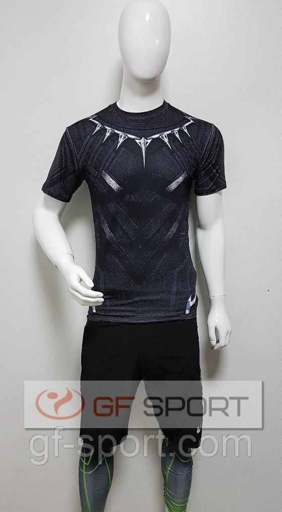 Копия Рашгард комплект (футболка,шорты)