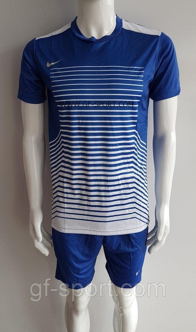 Форма футбольная Nike (синяя)