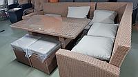Мебель из искусственного ротанга, фото 1