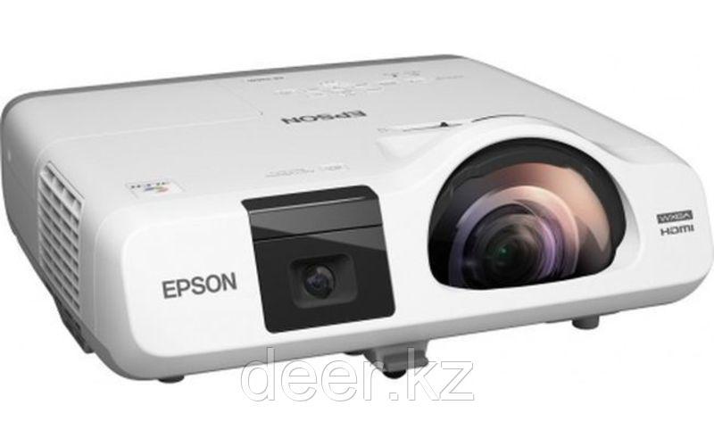 Короткофокусный проектор Epson EB-536Wi* V11H670040