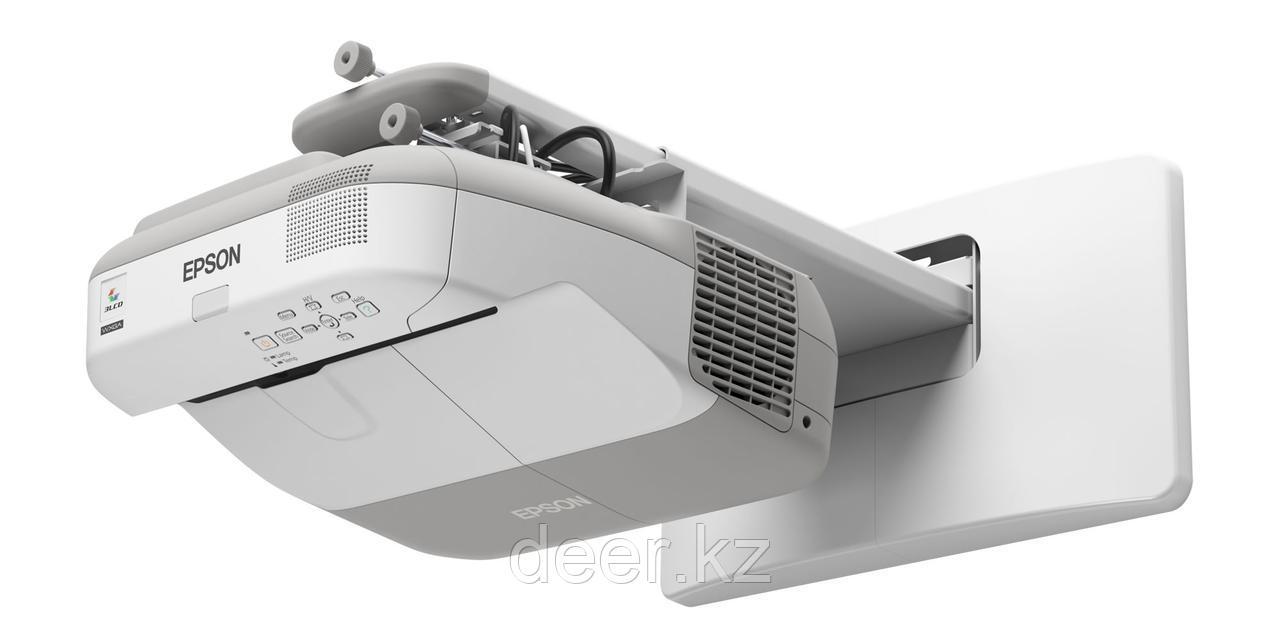 Проектор ультракороткофокусный Epson EB-580 V11H604040
