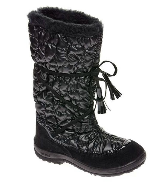 Обувь взрослая Glamour Black