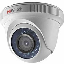 DS-T111 HD-TVI Купольная Камера 1MP f2.8мм / 92°  0.1Лк ИК20м