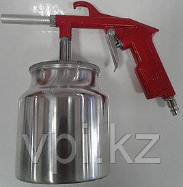 Пневматический пескоструйный пистолет, TOTAL TOOLS-09