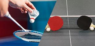 Товары для тенниса и бадминтона