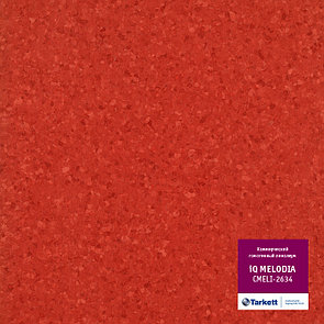 Коммерческий гомогенный линолеум iQ MELODIA - Melodia 2634