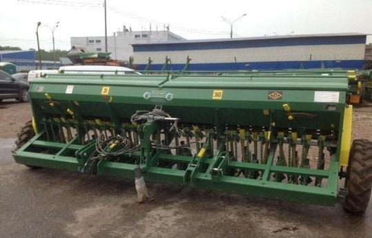 Сеялка зерновая Турция BOZKURT 46 рядов 125 мм, фото 2