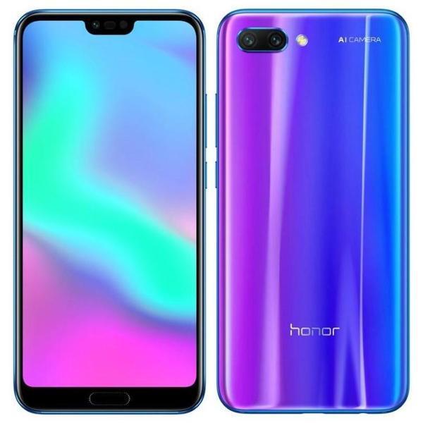 Huawei Honor 10 128gb dual sim Blue