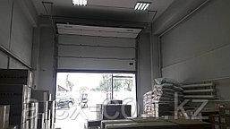 Подъемные секционные ворота, фото 2