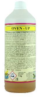 Очиститель для духовок Chem-Italia OVEN-UP