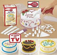 Набор для украшения тортов из 100 предметов (DECORATING KIT), фото 1