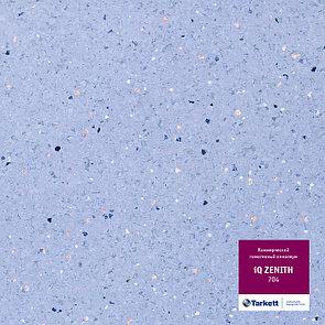 Коммерческий гомогенный линолеум iQ ZENITH - Zenith 704