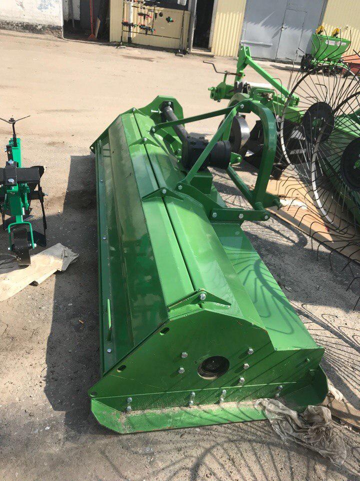 Мульчирователь (измельчитель) растительных остатков Z-908/280