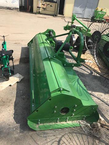 Мульчирователь (измельчитель) растительных остатков Z-908/280, фото 2