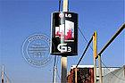 Лайтбокс нового поколения - выпуклый на столб, фото 10